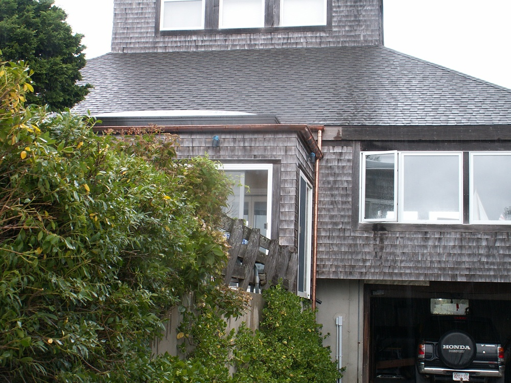 Gutters All Materials Cape Cod Roof