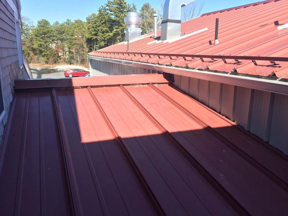 Metal Roofs Metal Siding Panels Cape Cod Roof